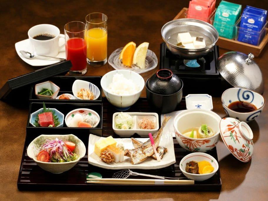 和食膳のご朝食