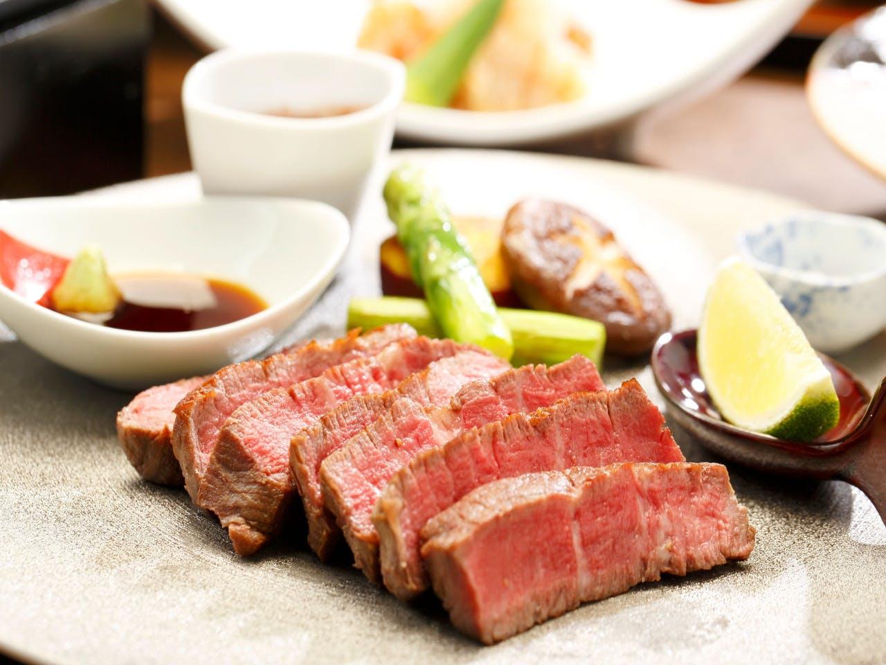 ワインとのペアリングを楽しむ創作日本料理