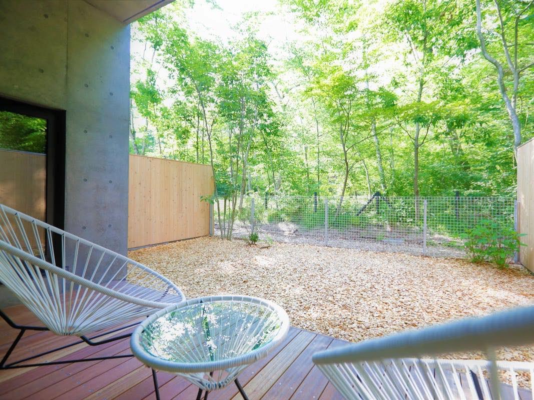 ガーデンスイート(1F)