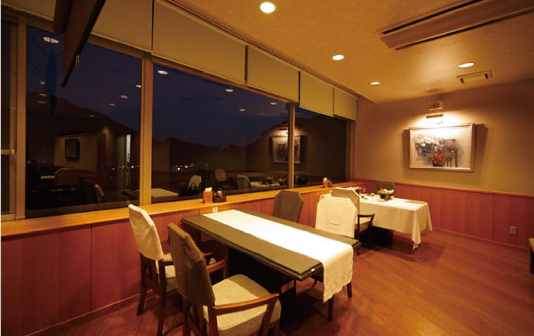 温泉ホテル 温井スプリングス