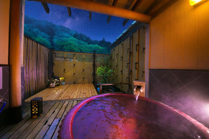 土湯温泉 自噴泉の宿 ニュー扇屋