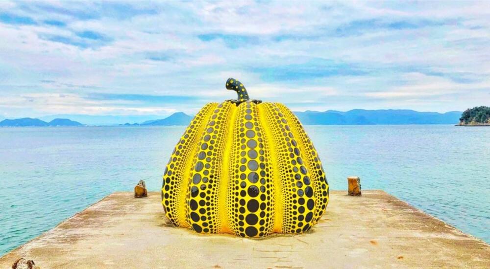 黄色いかぼちゃ