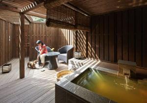 箱根強羅 湯の棲