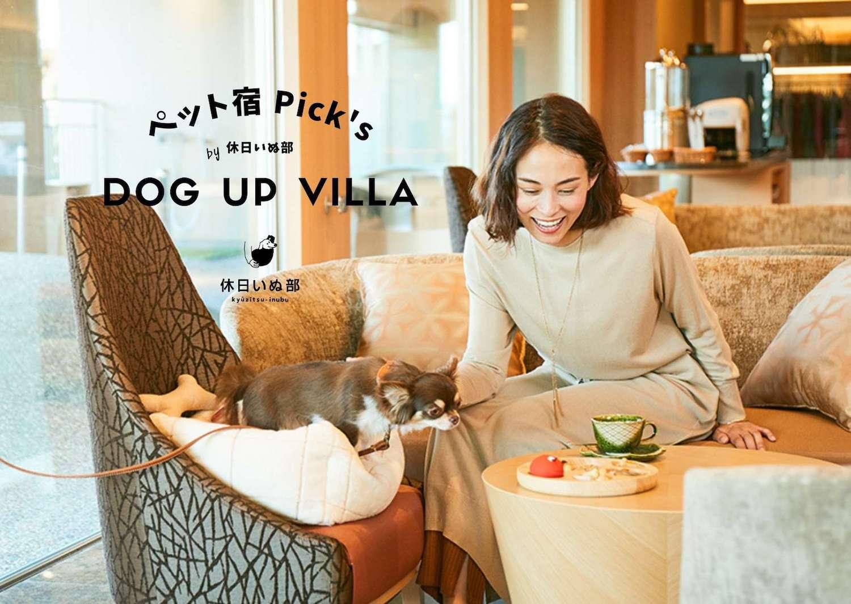 新しい愛犬との旅を提案する愛犬専用の離れ「DOG UP VILLA」を徹底取材!