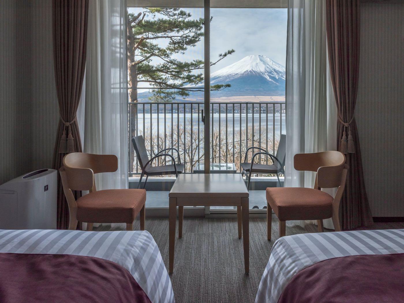 富士山中湖リゾート