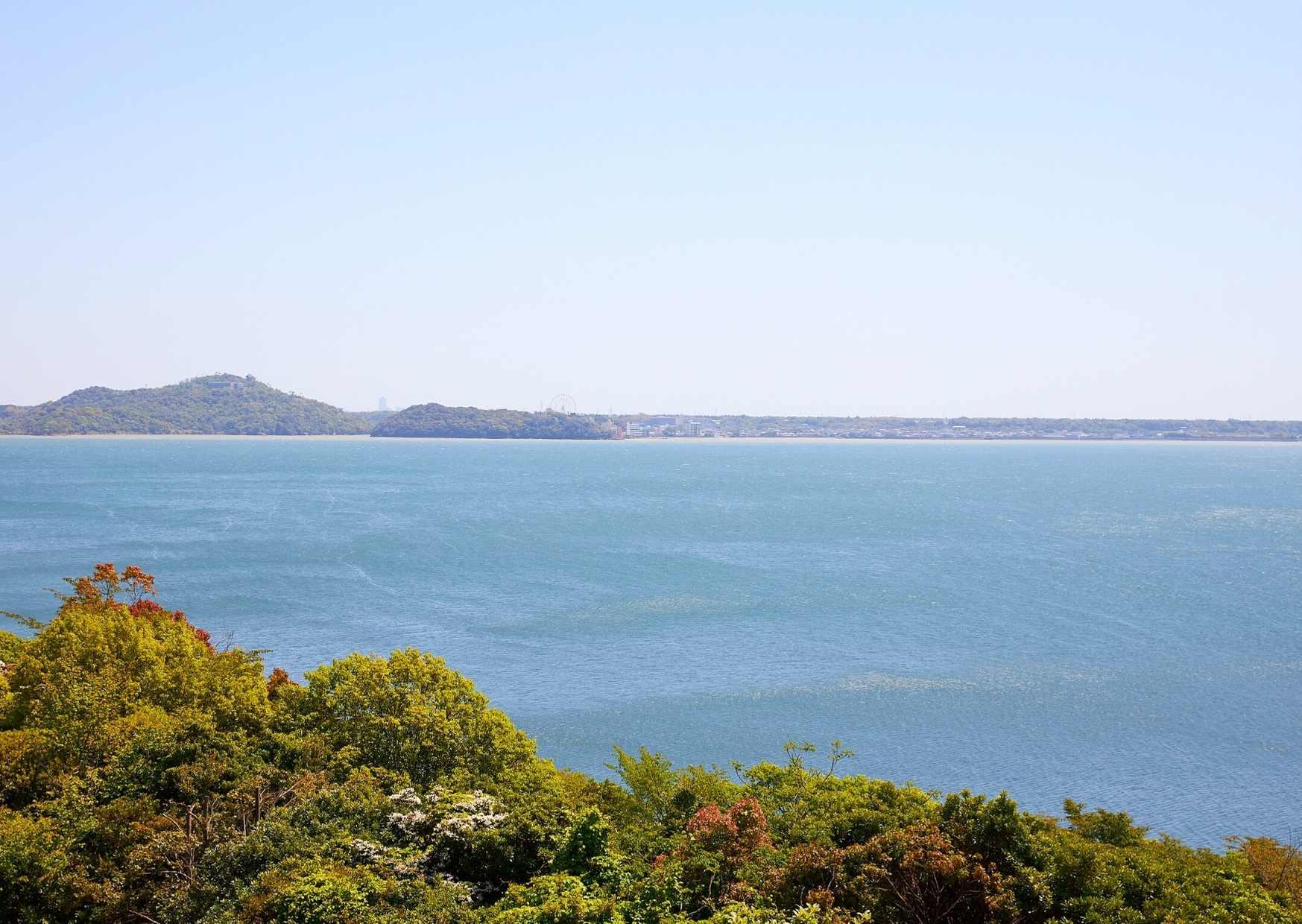 浜名湖を見渡す最高のロケーション