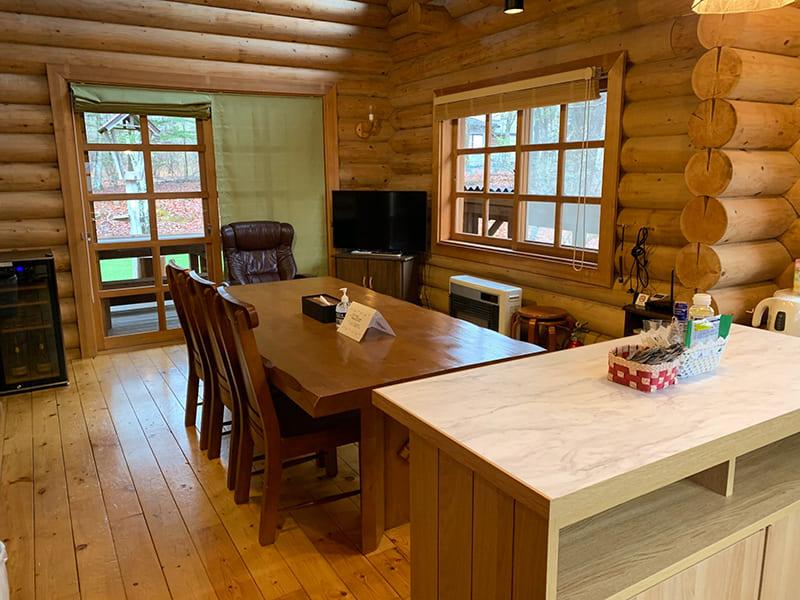 設備・備品充実のキッチン